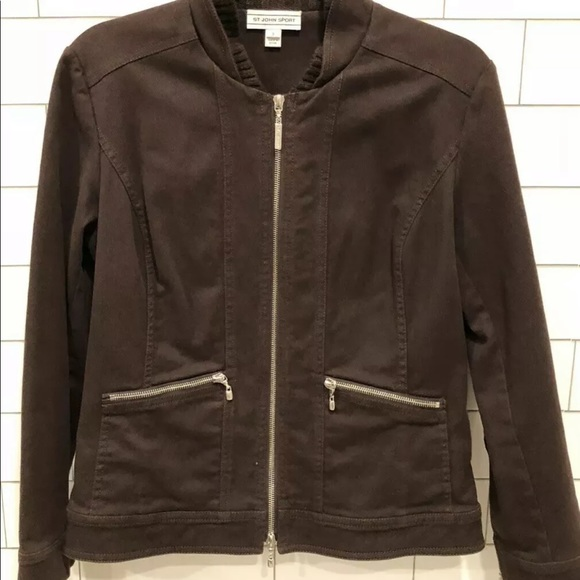 St. John Jackets & Blazers - St. john  sport jacket